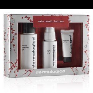 Dermalogica skin health heroes NWT